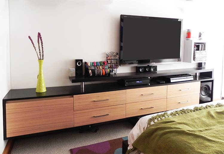 Dormitorio ferrari muebles y espacios - Muebles de dormitorio ...