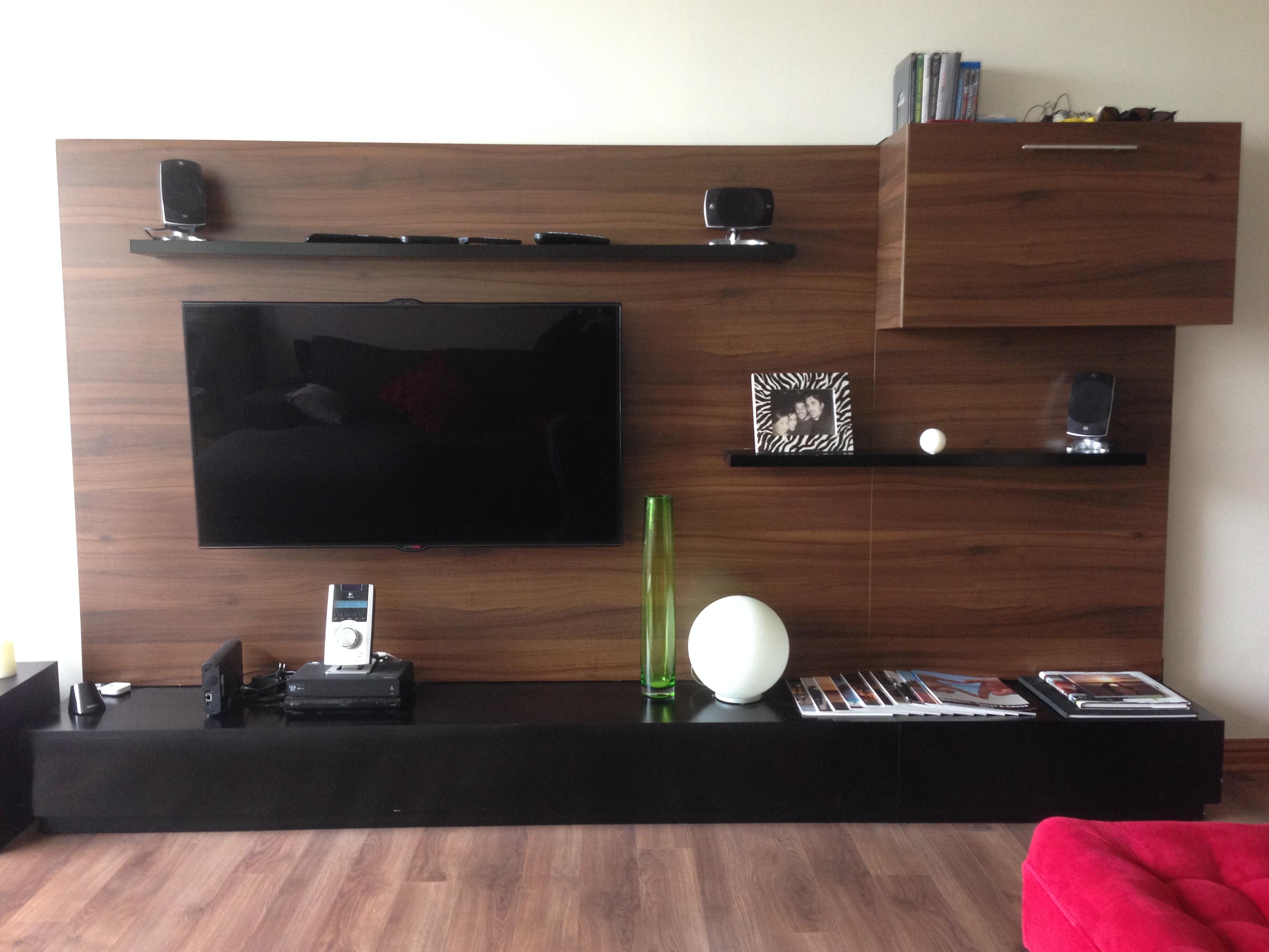 Muebles de television mueble de televisin clsico de for Muebles santiago