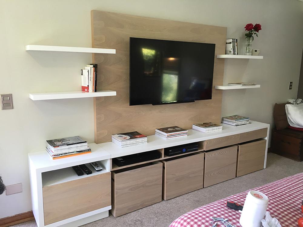 mueble dormitorio ferrari muebles y espacios