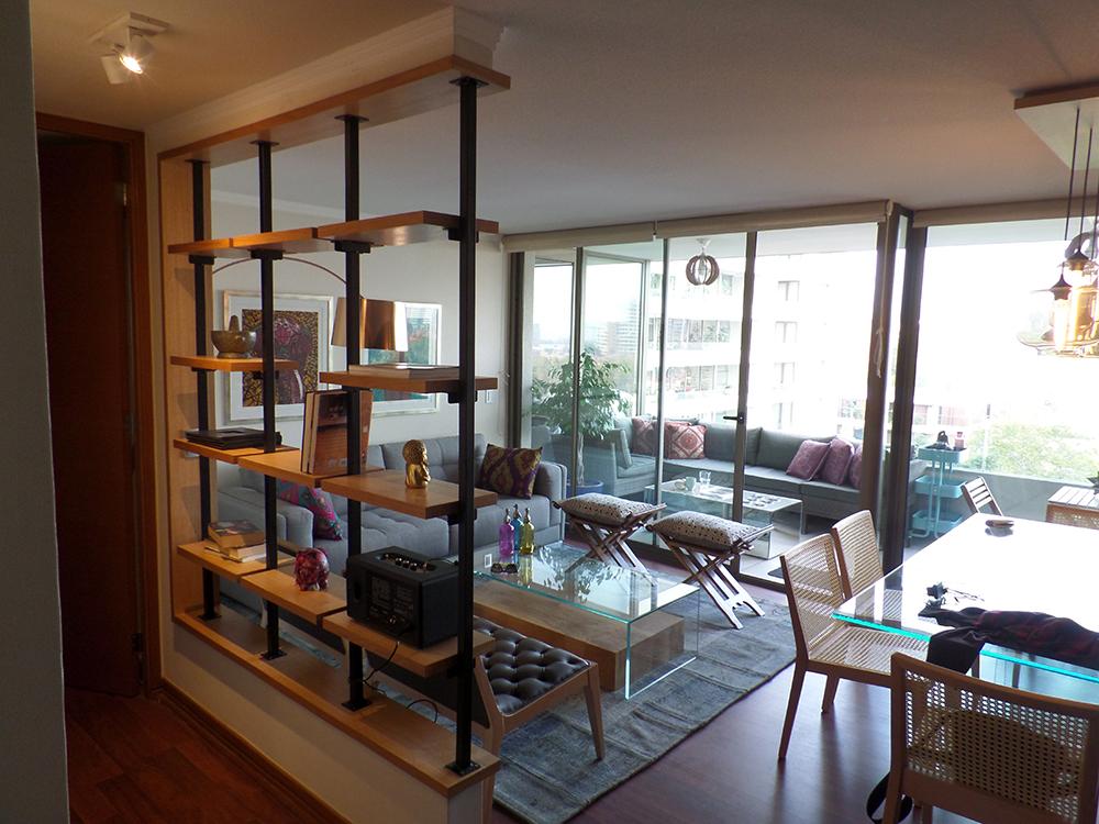 Mueble separador de ambientes excelente mueble separador for Mueble separador de ambientes