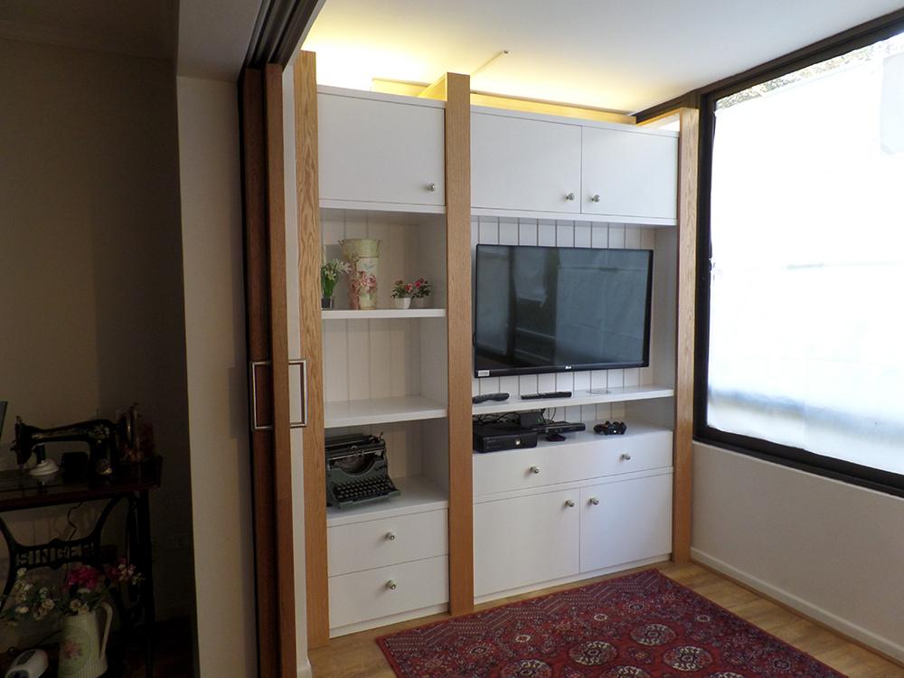 Mueble sala de estar ferrari muebles y espacios - Muebles para salas de estar ...
